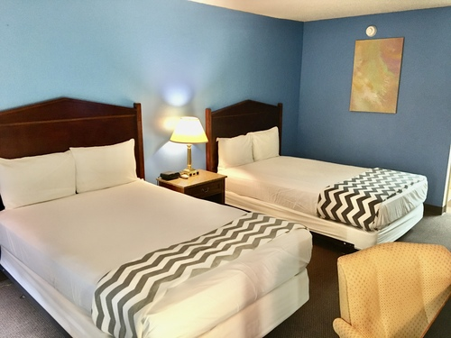 Generous Newly Remodeled Guest Rooms are Safe, Clean and Sanitized for your Health